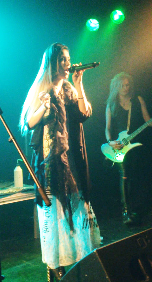 Avalinity Live in Höganäs at Eric Ruuths Kulturhus with Master K, saSa Avalinity KinNoKarasu and Areku Arekusandaa