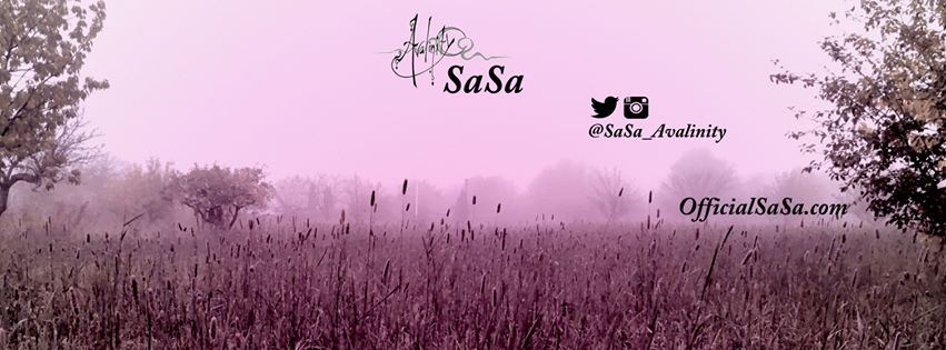 SaSa of Avalinity official site and website webpage