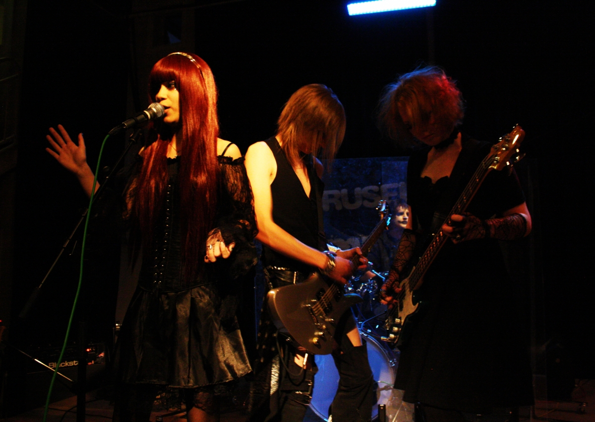 AVALINITY live at Spyken